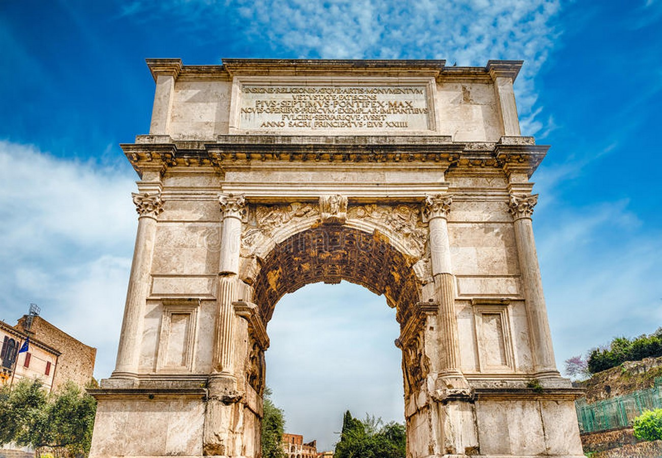 10 Arches of Triumph From Around the World - Sheet1