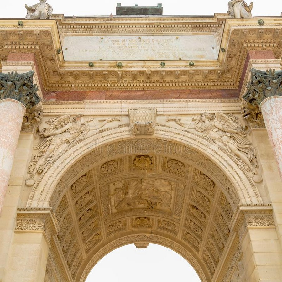 10 Arches of Triumph From Around the World - Sheet10