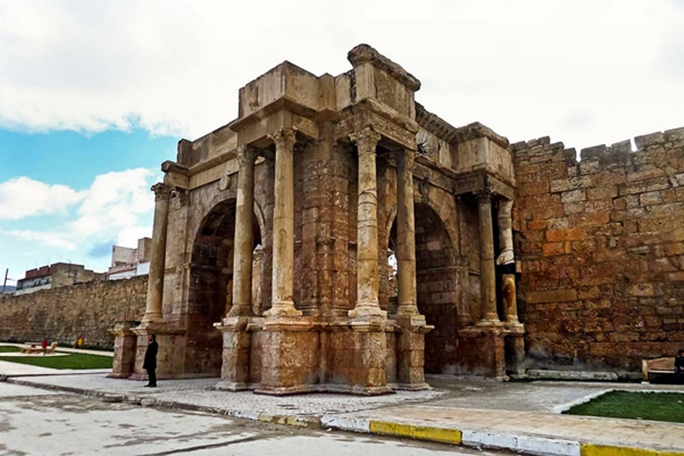 10 Arches of Triumph From Around the World - Sheet12