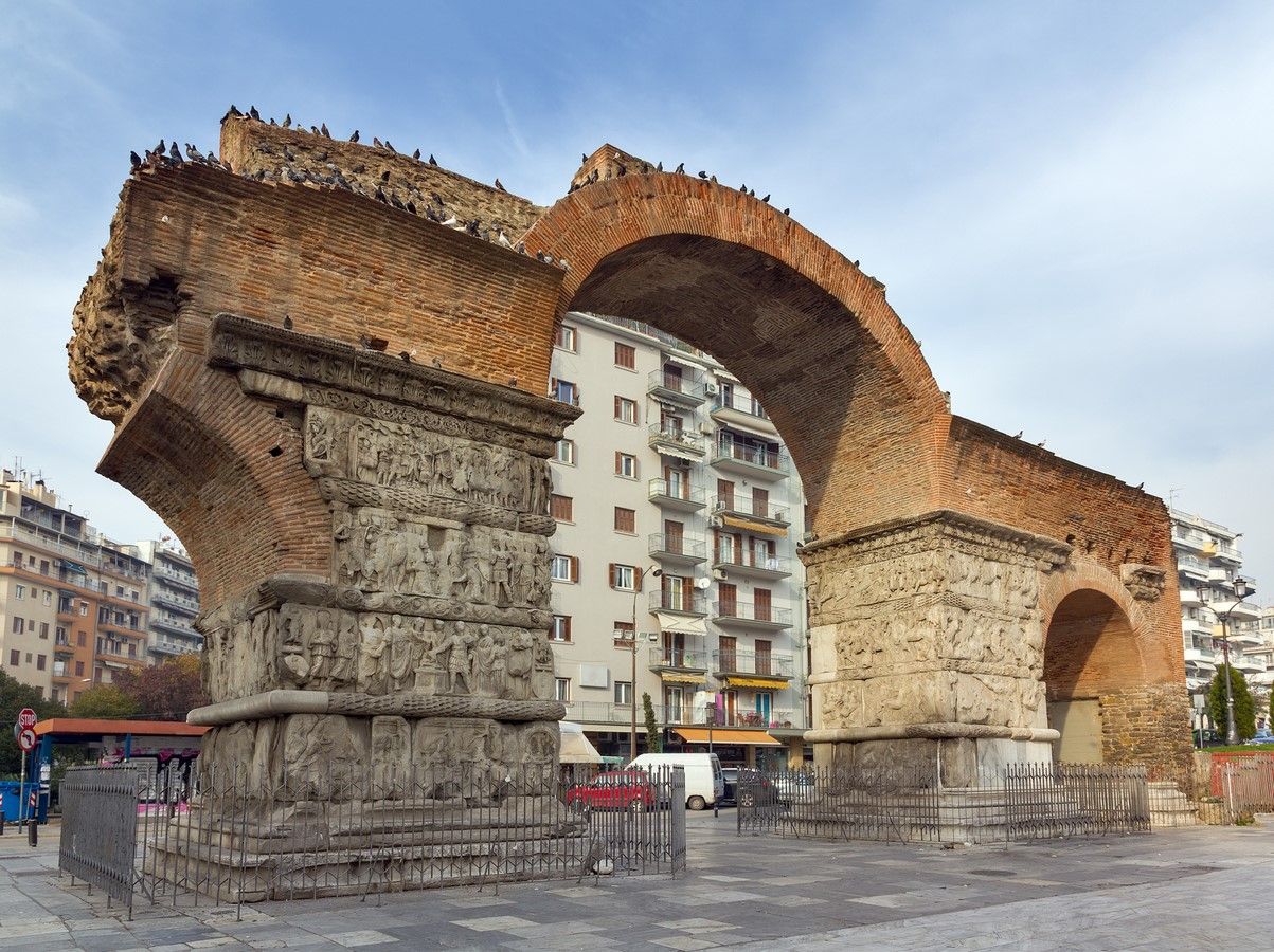 10 Arches of Triumph From Around the World - Sheet14