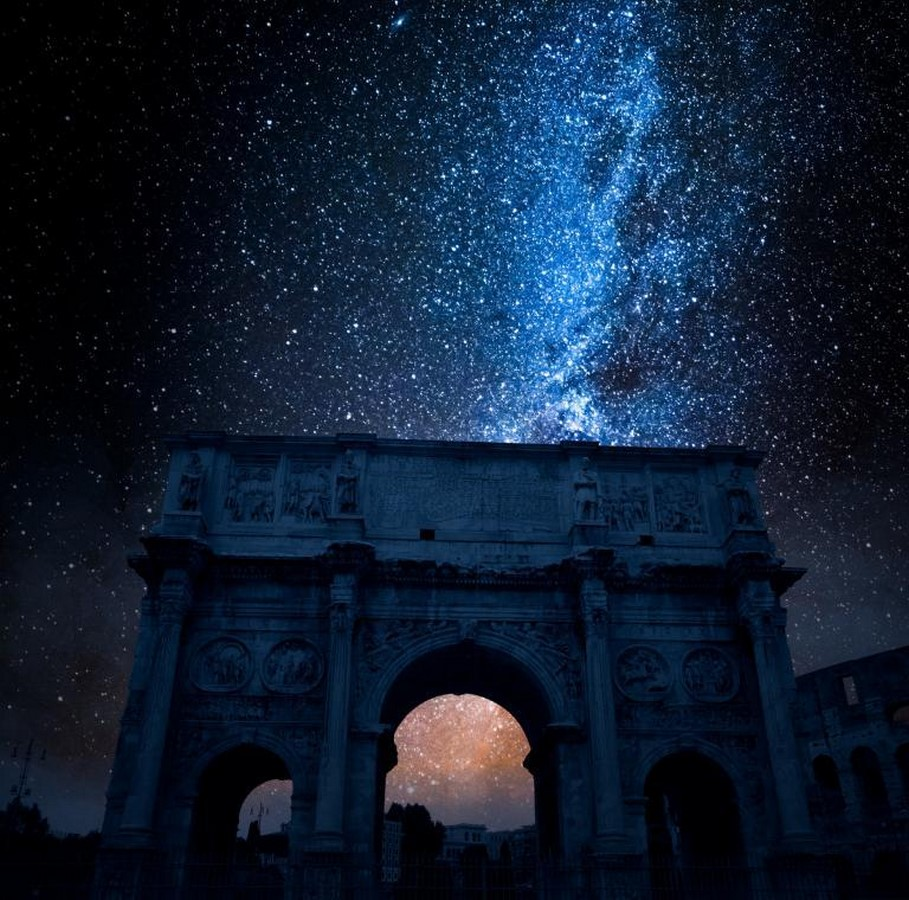 10 Arches of Triumph From Around the World - Sheet16