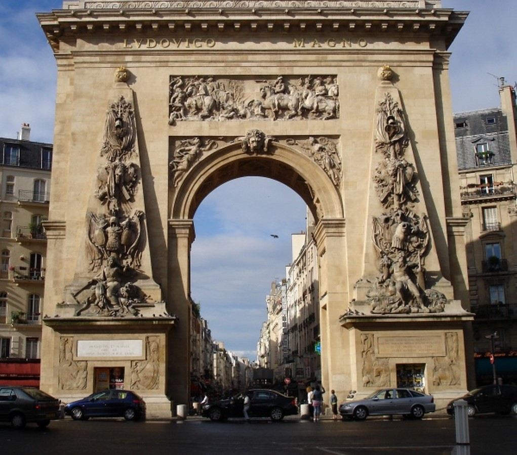 10 Arches of Triumph From Around the World - Sheet19