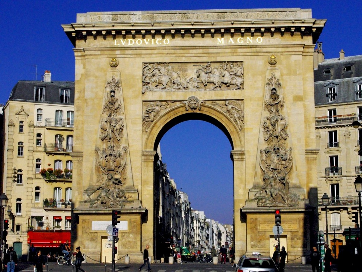 10 Arches of Triumph From Around the World - Sheet20