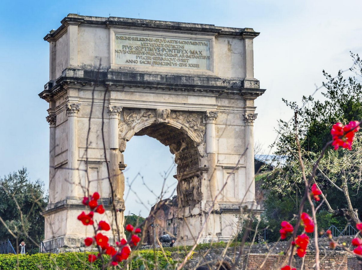 10 Arches of Triumph From Around the World - Sheet3