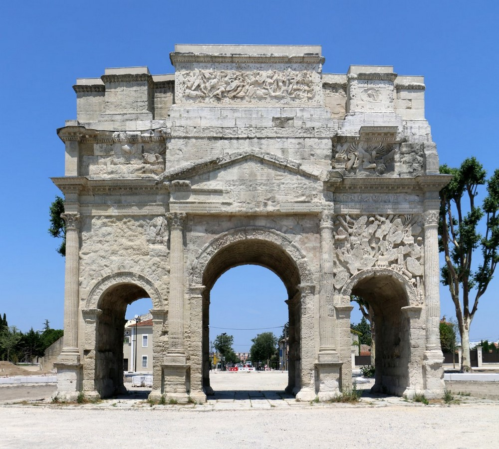 10 Arches of Triumph From Around the World - Sheet4