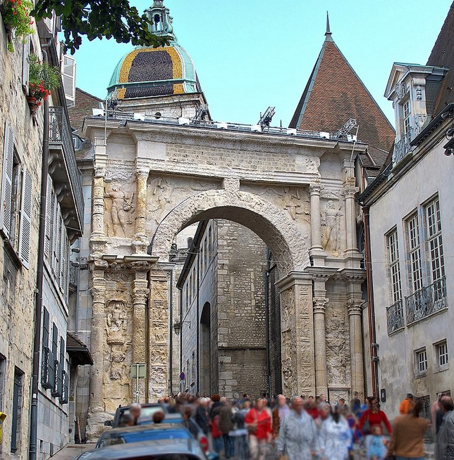 10 Arches of Triumph From Around the World - Sheet8