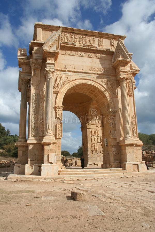 10 Arches of Triumph From Around the World - Sheet9