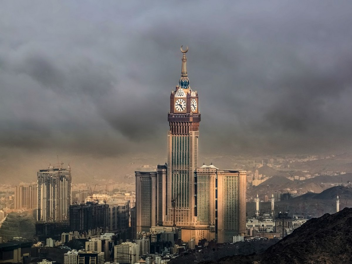 Makkah Royal Clock Tower by SL Rasch GmbH and Dar Al-Handasah Architects: Tallest building in Saudi Arabia - Sheet1