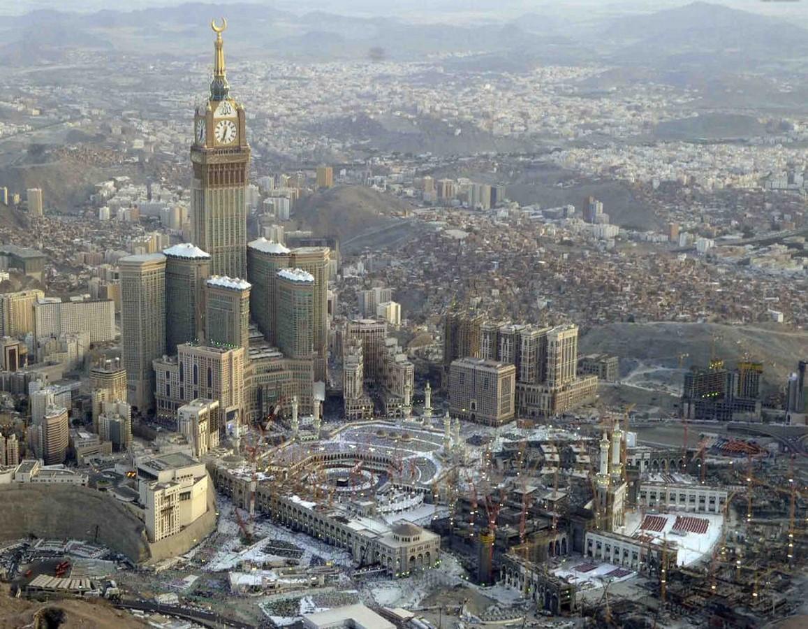 Makkah Royal Clock Tower by SL Rasch GmbH and Dar Al-Handasah Architects: Tallest building in Saudi Arabia - Sheet2