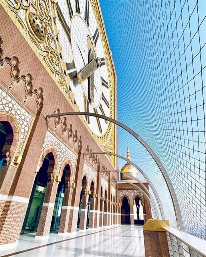 Makkah Royal Clock Tower by SL Rasch GmbH and Dar Al-Handasah Architects: Tallest building in Saudi Arabia - Sheet7