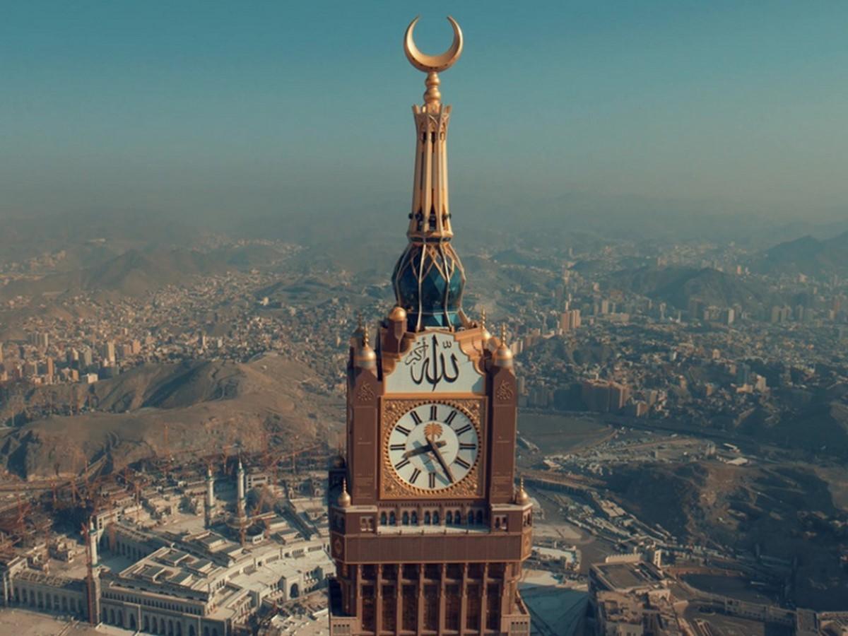 Makkah Royal Clock Tower by SL Rasch GmbH and Dar Al-Handasah Architects: Tallest building in Saudi Arabia - Sheet8