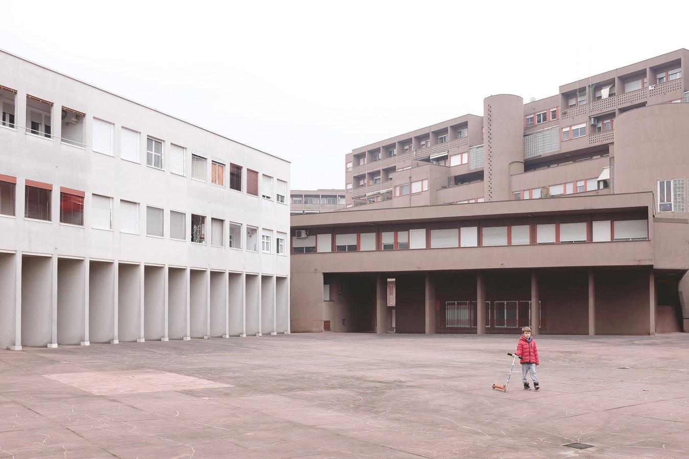 Architectural theoretician: Aldo Rossi - Sheet6