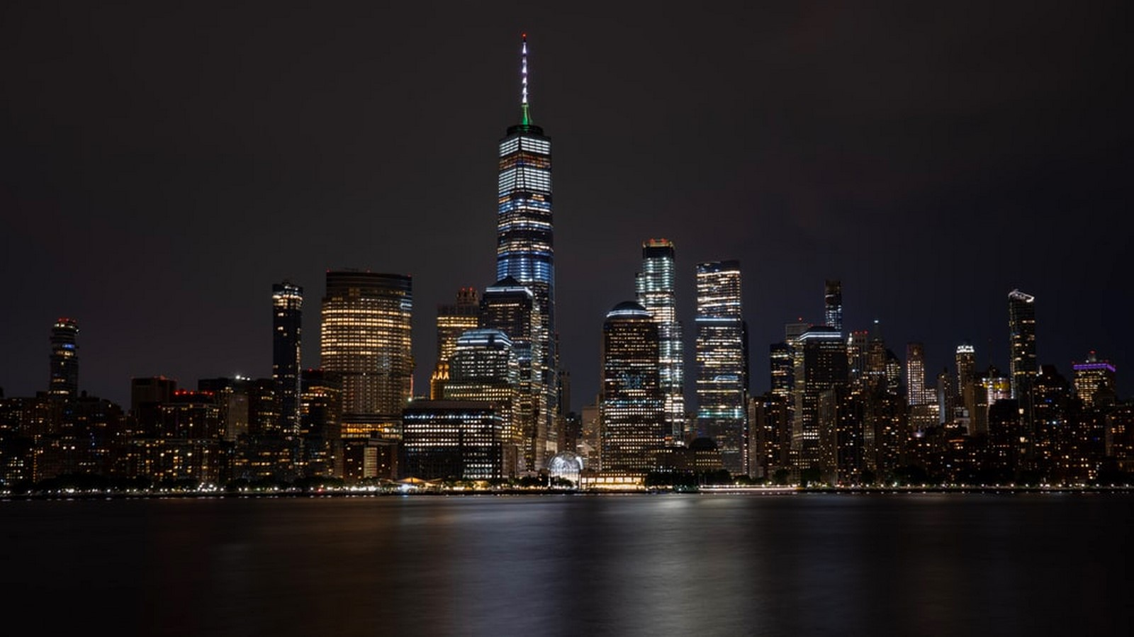 An overview of the changing skyline of New York - Sheet1