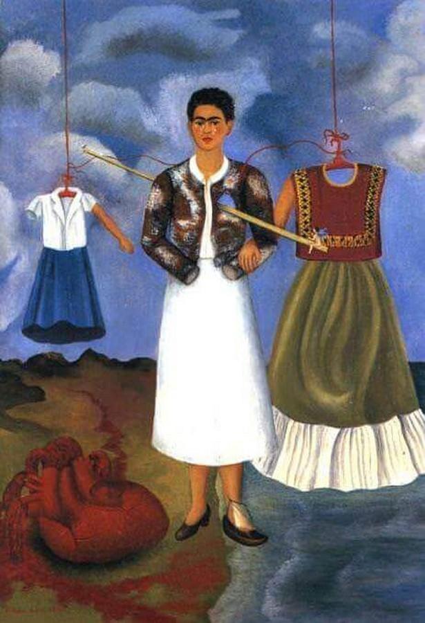 Life of an Artist: Frida Kahlo - Sheet4