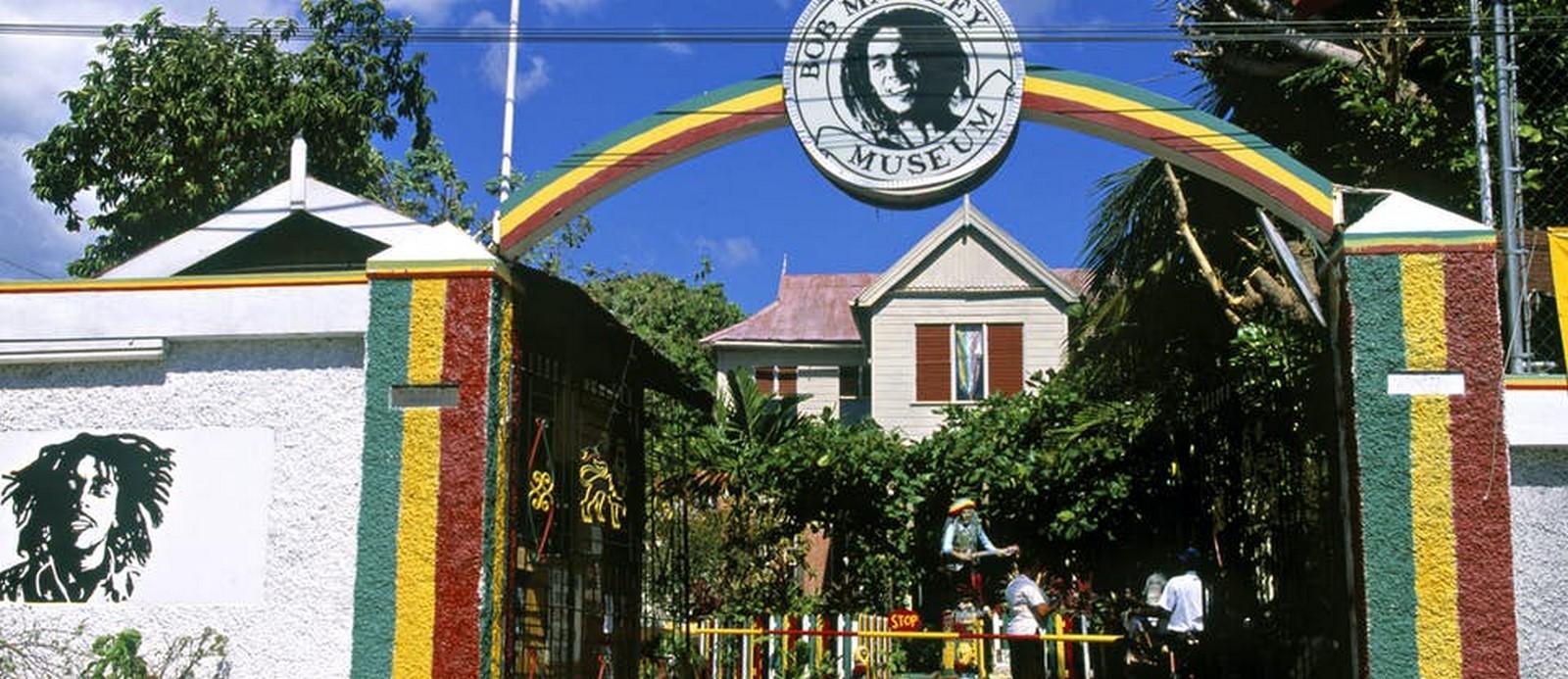 Bob Marley Museum - Sheet1