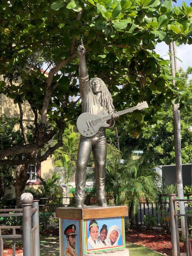 Bob Marley Museum - Sheet2