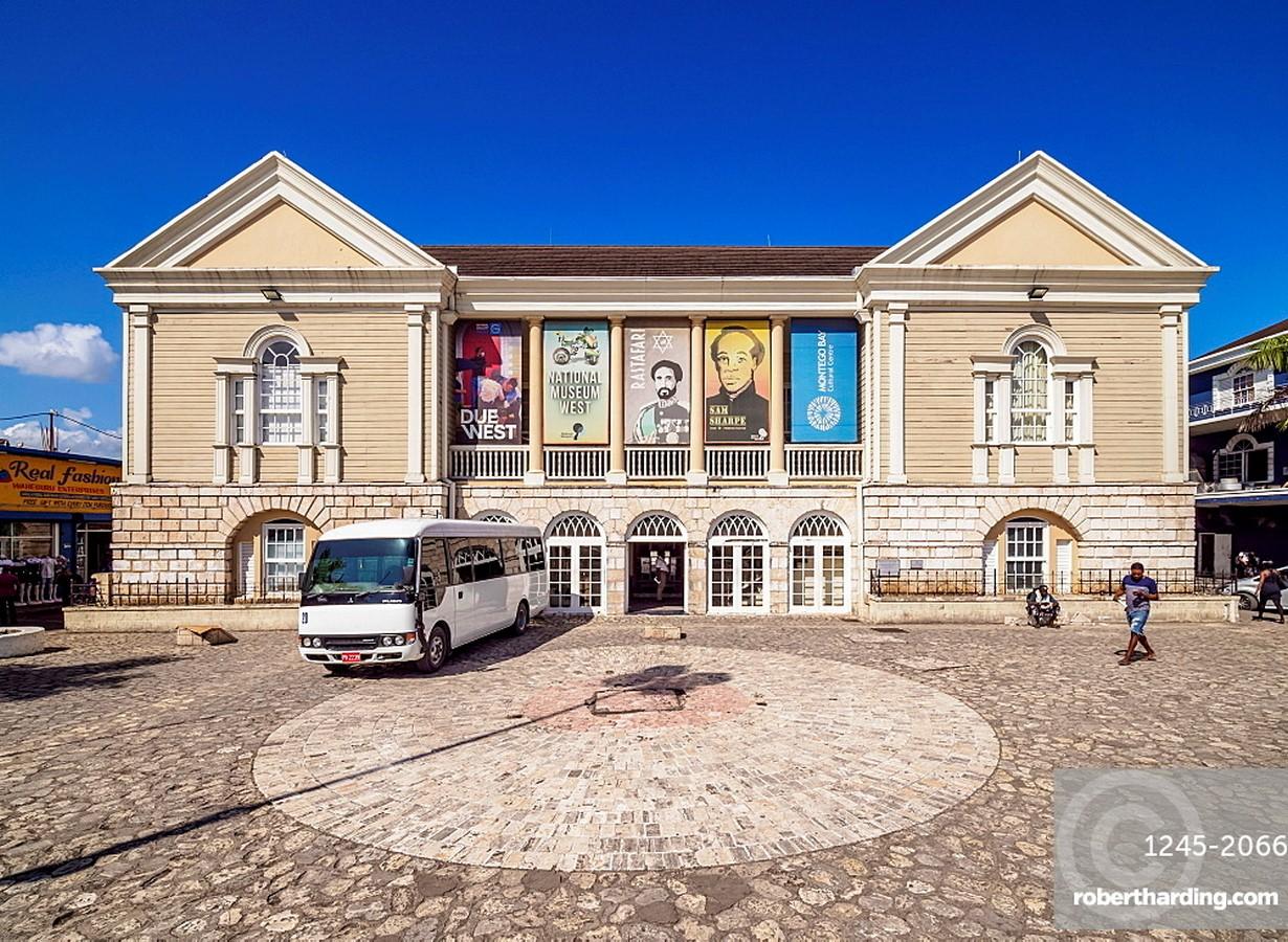 Montego Bay Cultural Center - Sheet3