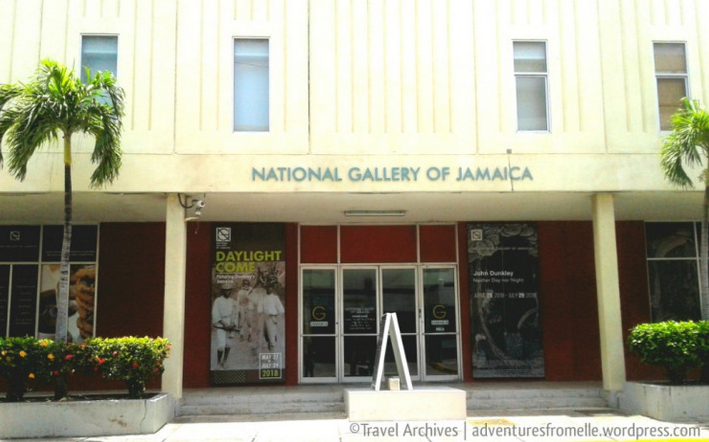 National Gallery of jamaica Sheet3