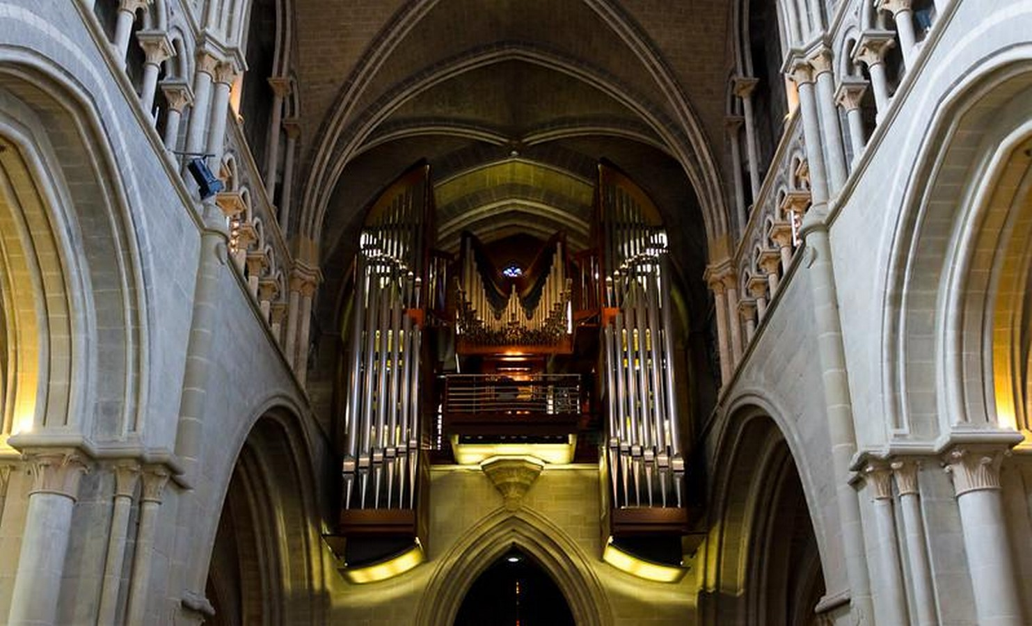 Lausanne Cathedral's Organ - Sheet1