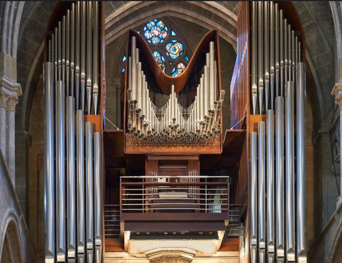 Lausanne Cathedral's Organ - Sheet2