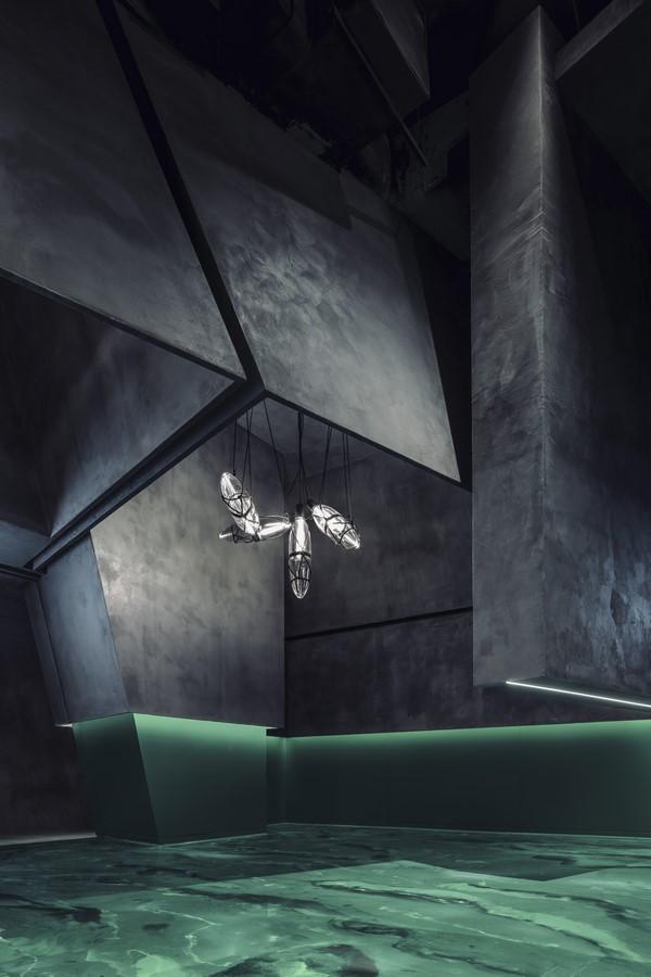 Green Leopard Lighting's Flagship Store by Cun Design - Sheet3
