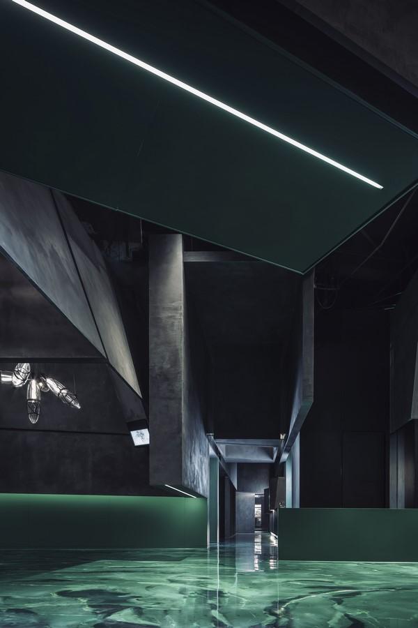 Green Leopard Lighting's Flagship Store by Cun Design - Sheet5
