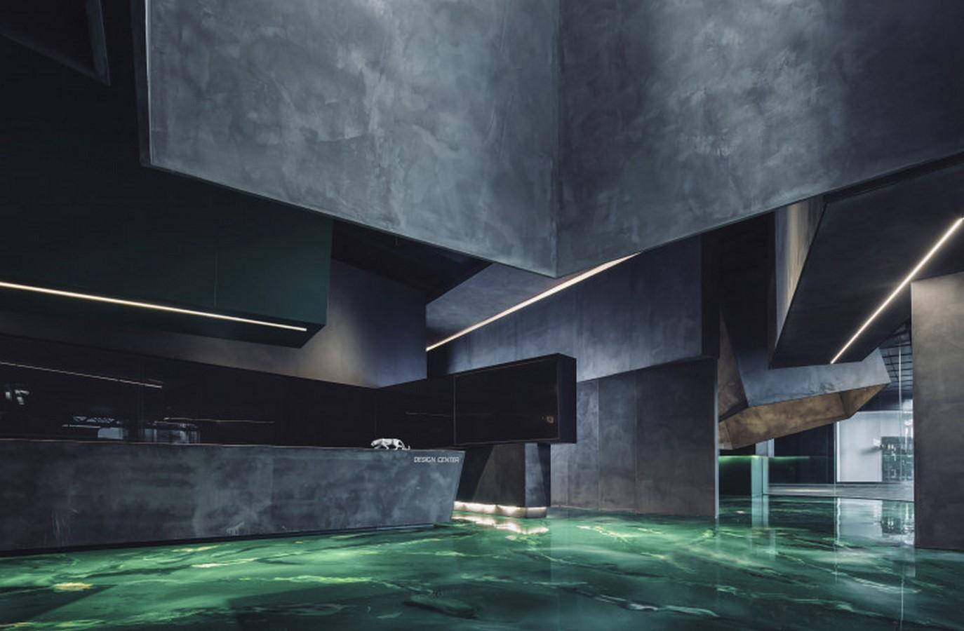 Green Leopard Lighting's Flagship Store by Cun Design - Sheet9