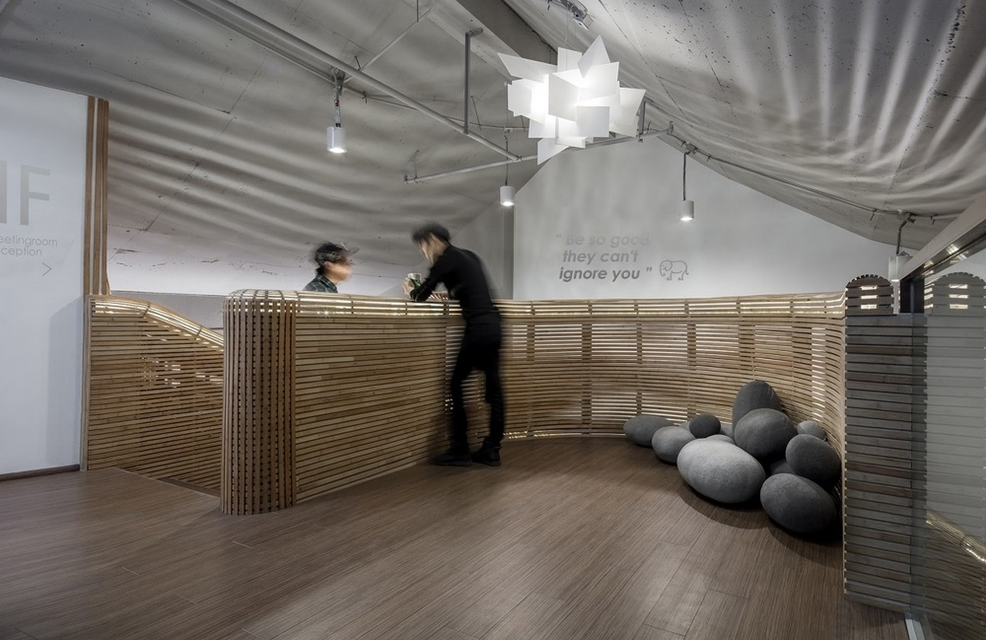 Elephant-Parade Office by CUN Design: Constructed with Bamboo - Sheet2