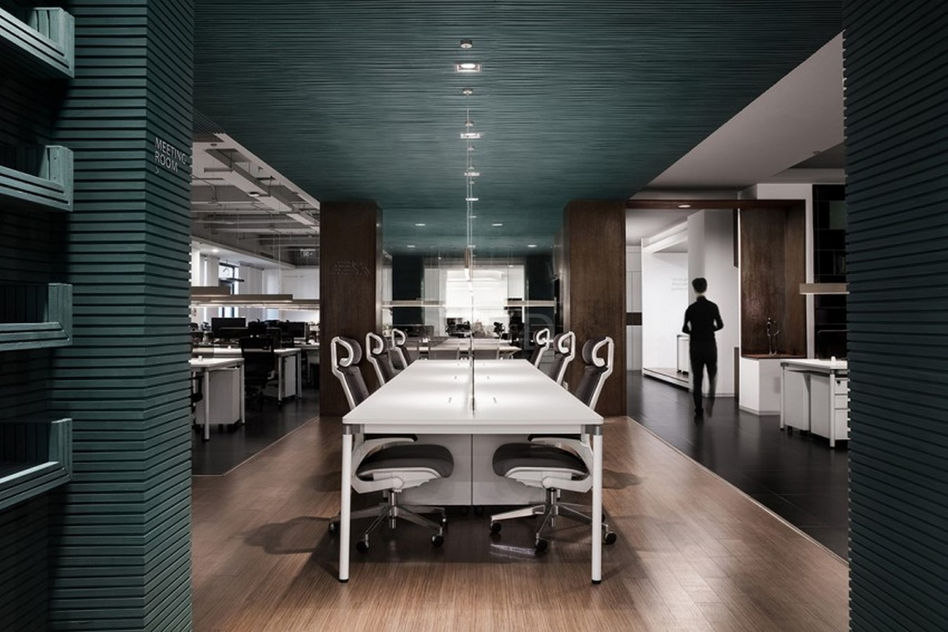 Elephant-Parade Office by CUN Design: Constructed with Bamboo - Sheet9