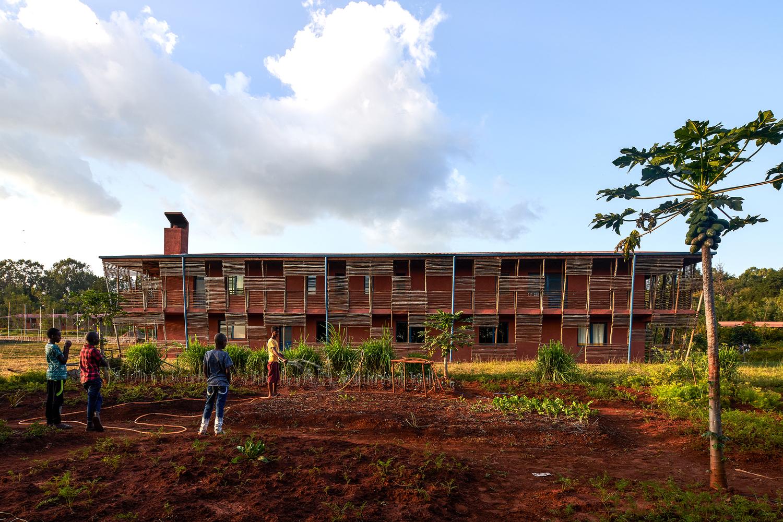 Ethiopian Campus dedicated to street children designed by By StudioBenaim - Sheet2