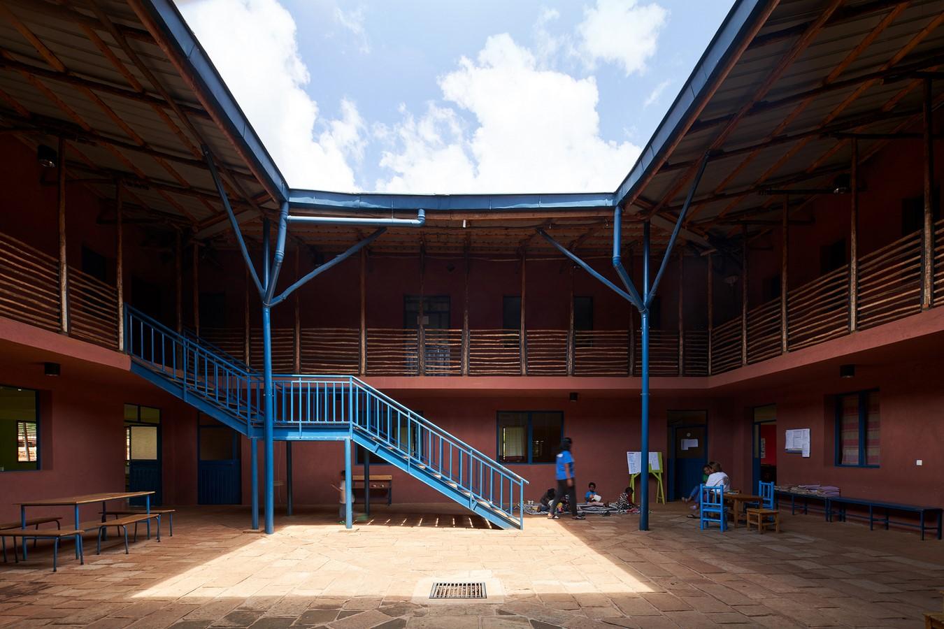 Ethiopian Campus dedicated to street children designed by By StudioBenaim - Sheet5