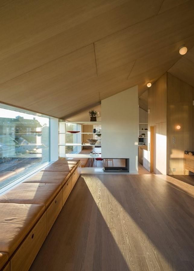 Timber-clad home by Schjelderup Trondahl - Sheet2