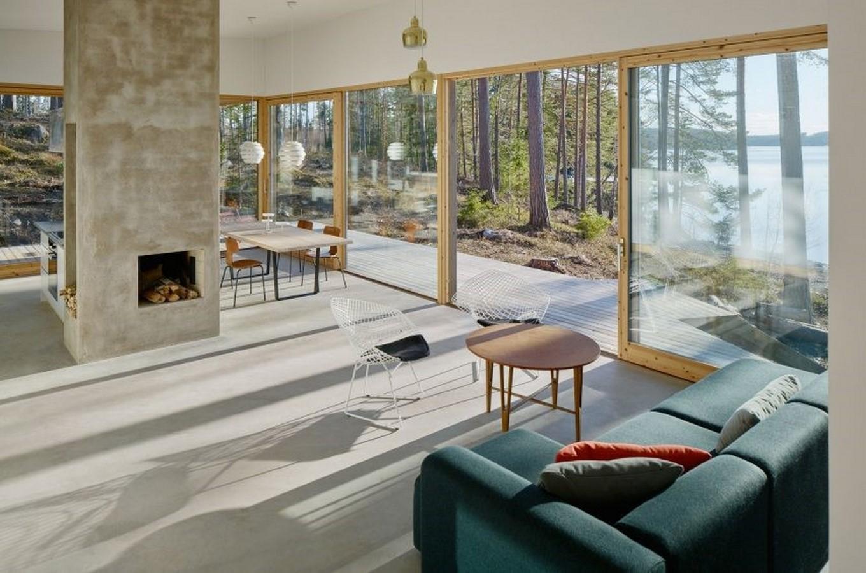 Lakeside house in Sweden - Sheet2