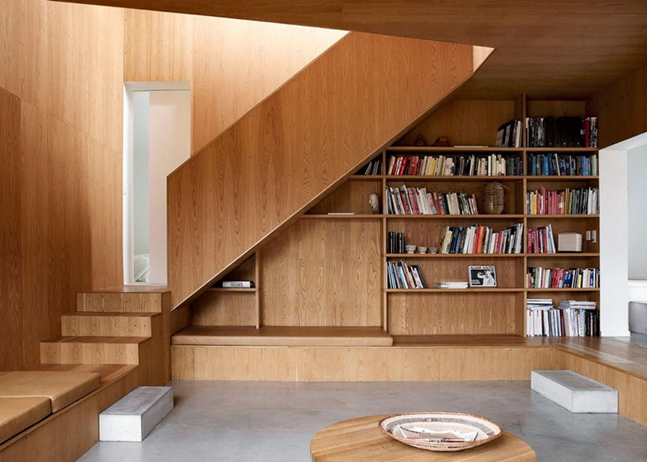 Villa Weinberg by Weinberg Architects and Friis & Moltke - Sheet1