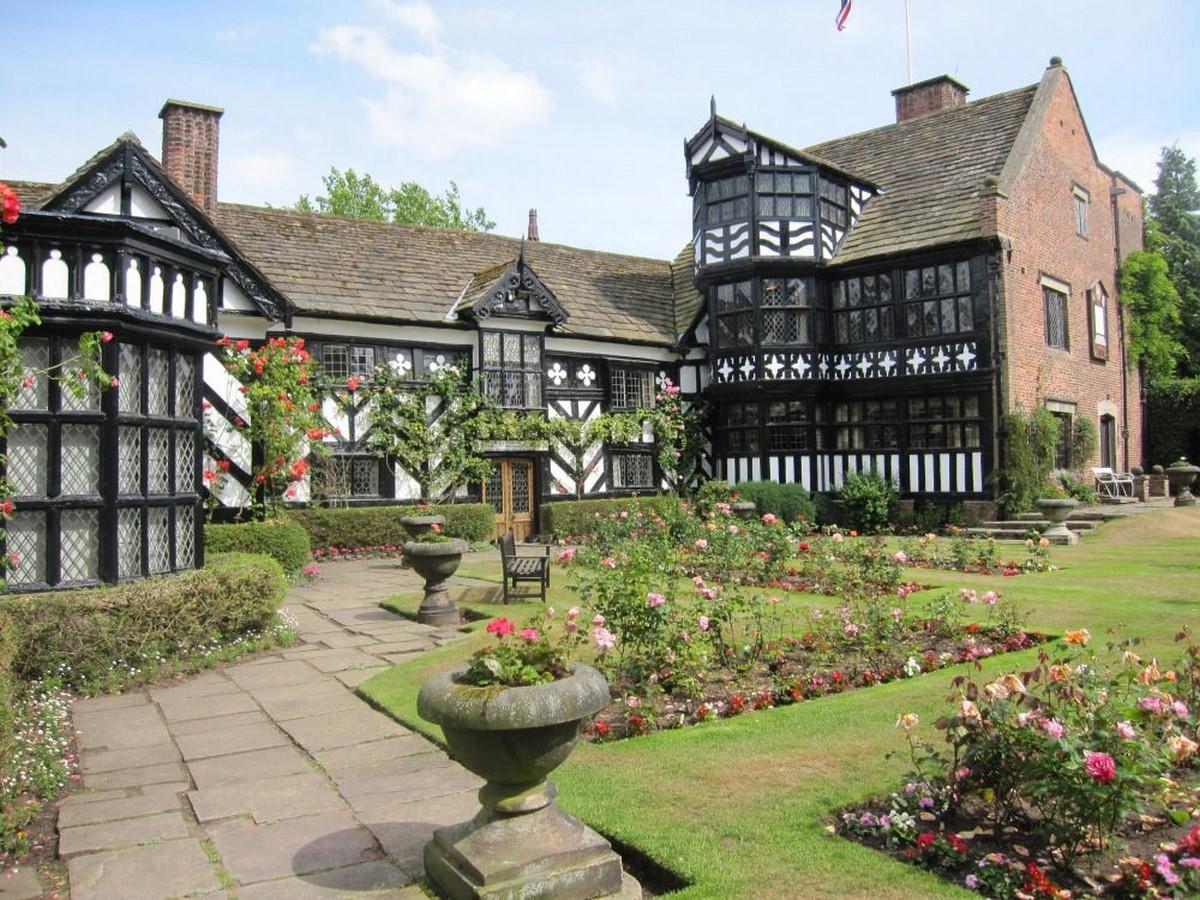 Gawsworth Old Hall, Cheshire, England - Sheet2