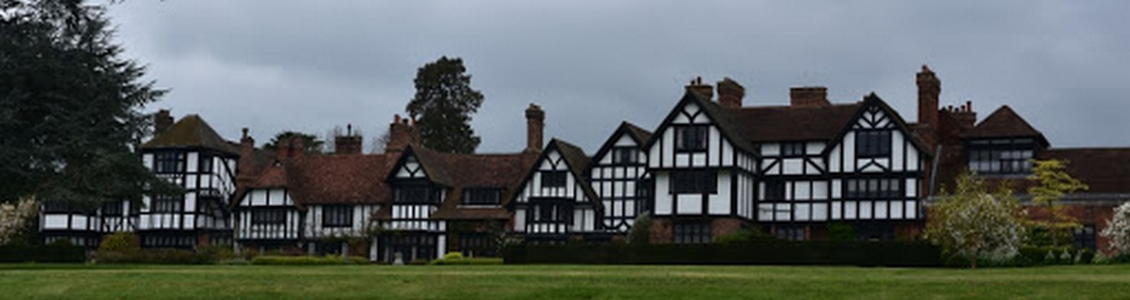 Ascott House, Buckinghamshire, England - Sheet1