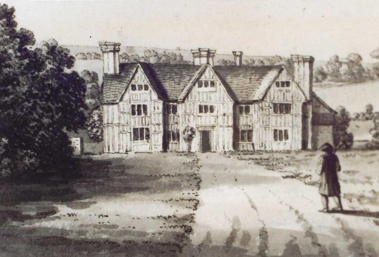 Pashley manor, Wadhurst, England - Sheet2