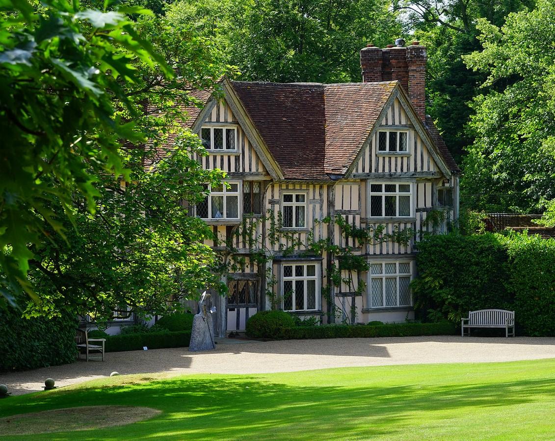 Pashley manor, Wadhurst, England - Sheet3