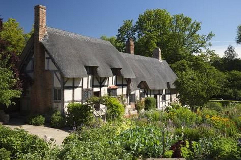 Anne Hathaway's Cottage, Warwickshire, England - Sheet1