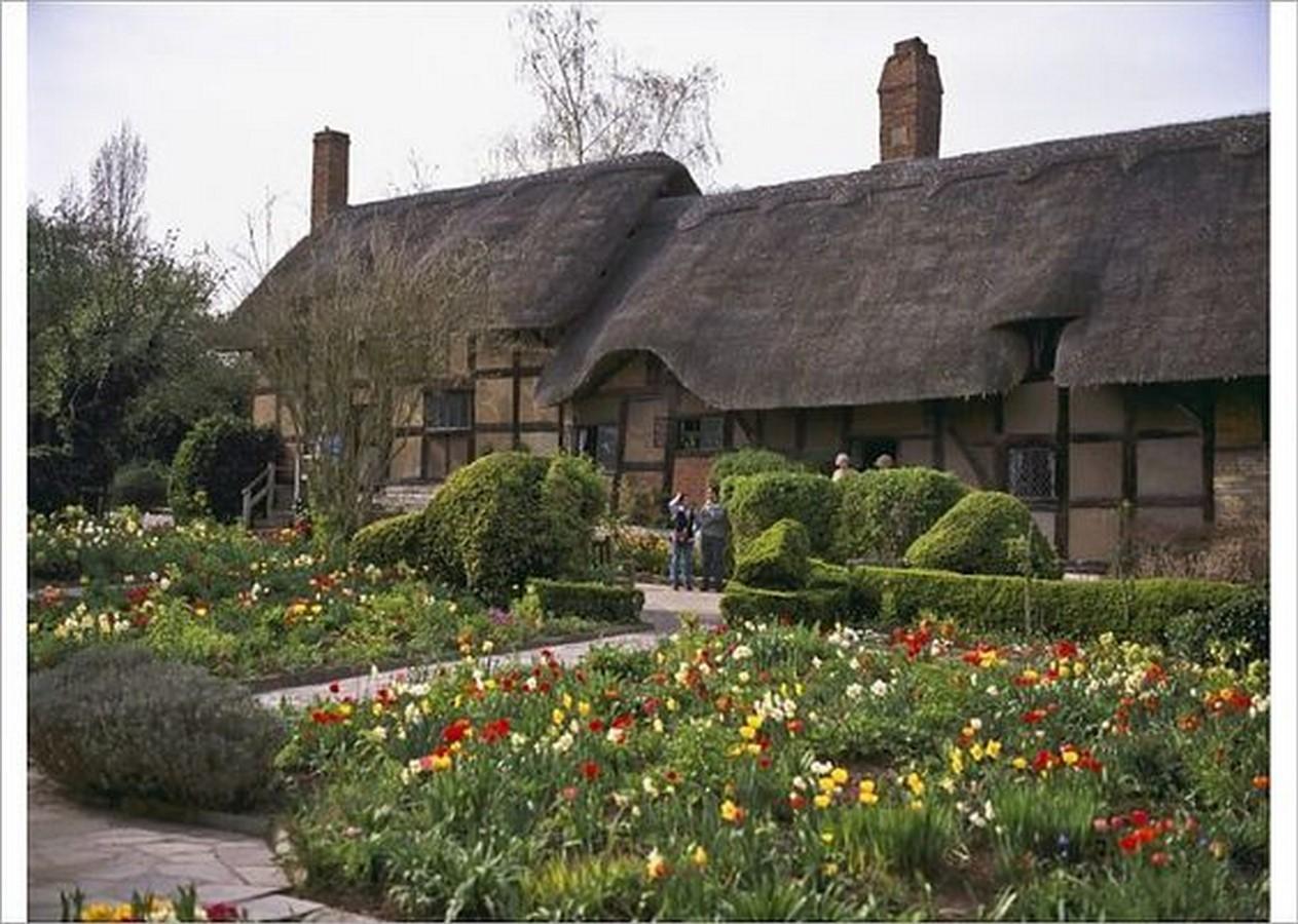 Anne Hathaway's Cottage, Warwickshire, England - Sheet2