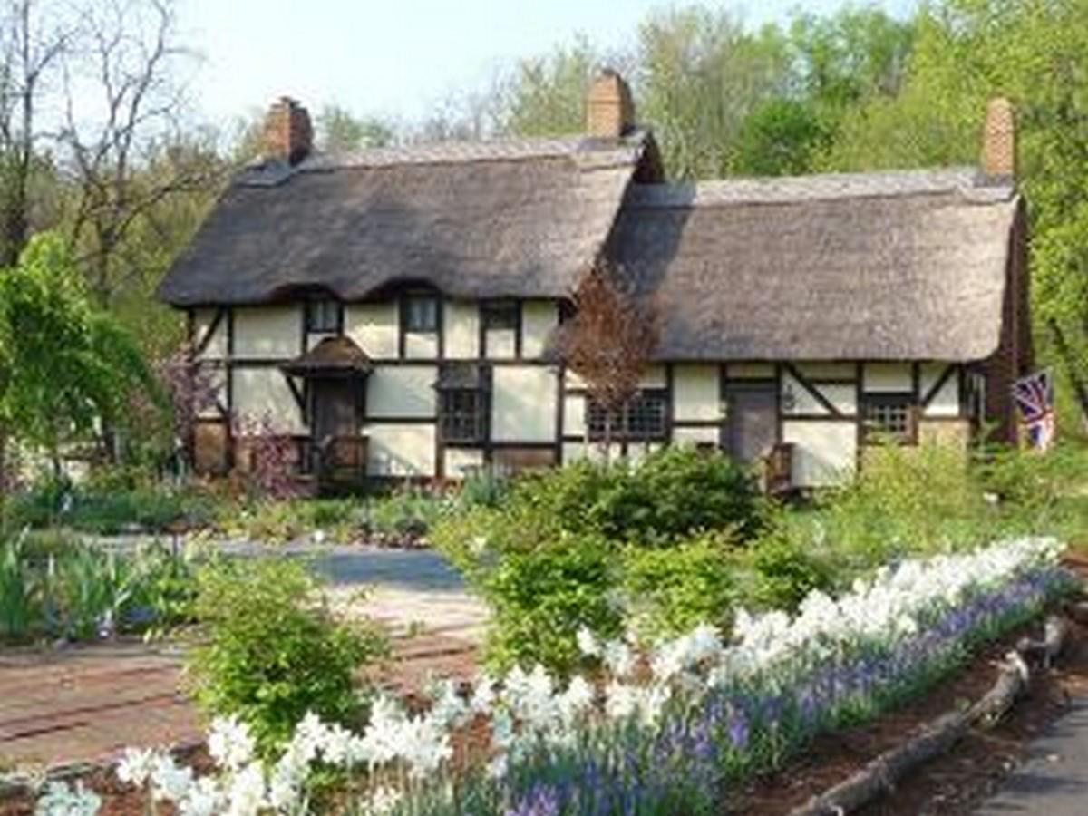 Anne Hathaway's Cottage, Warwickshire, England - Sheet3
