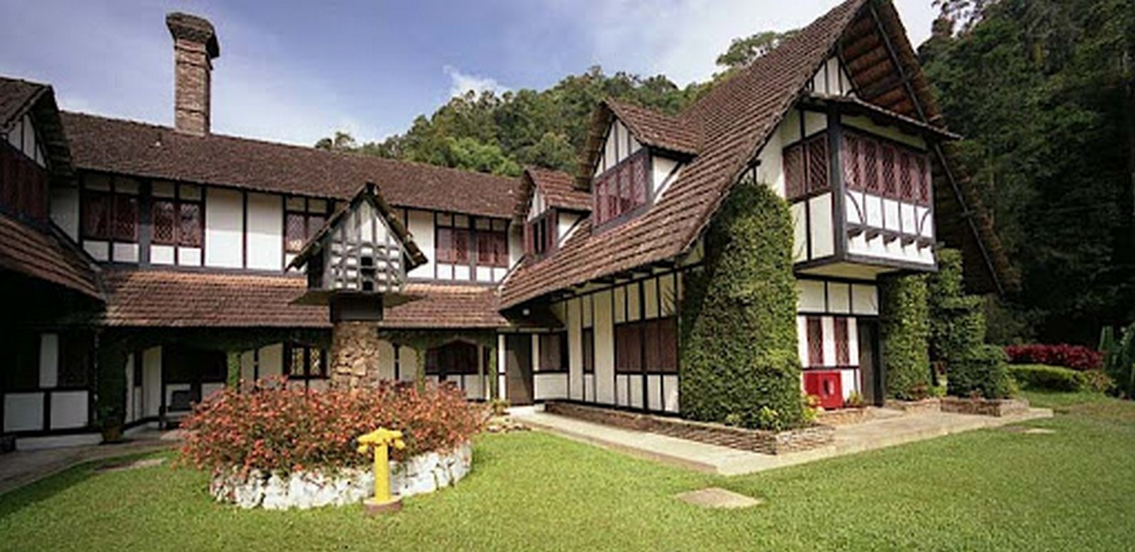 The Lake House, Cameron Highlands, Malaysia - Sheet2