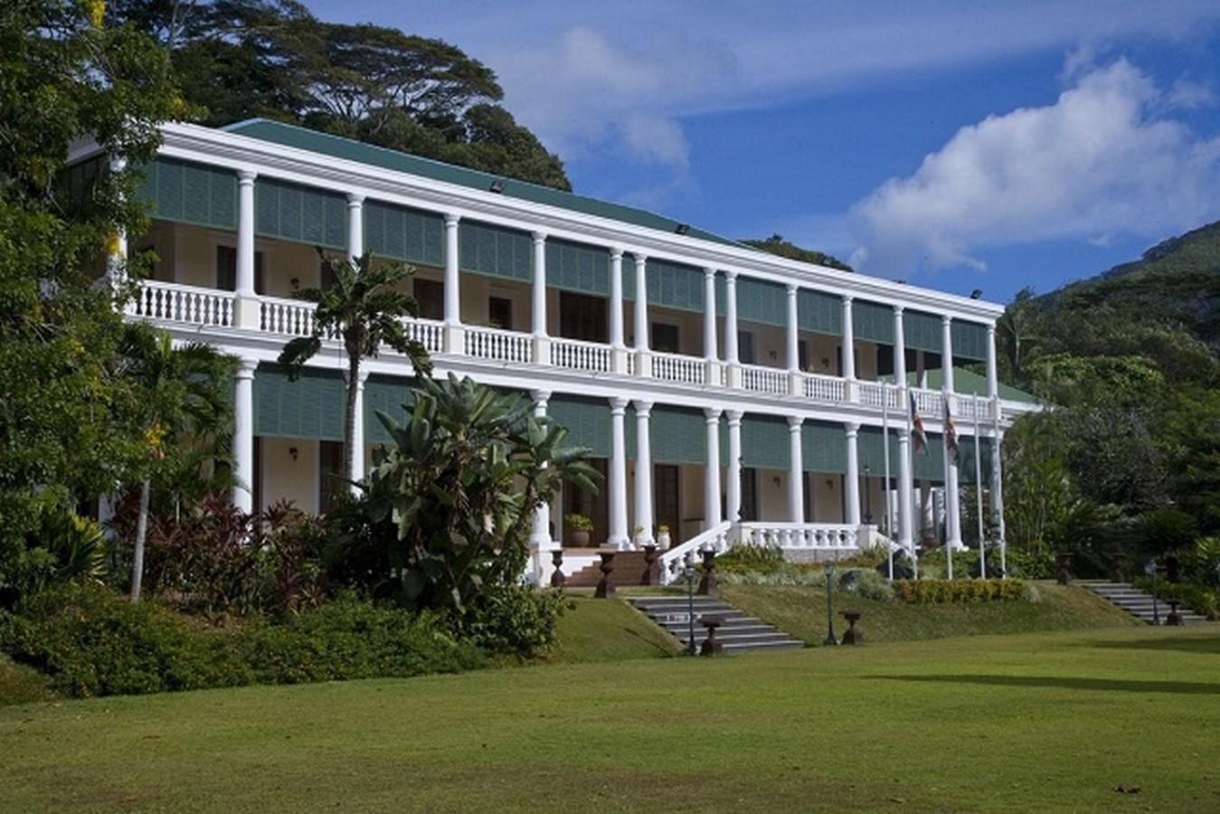 Statehouse, Mahé, Seychelles - Sheet1