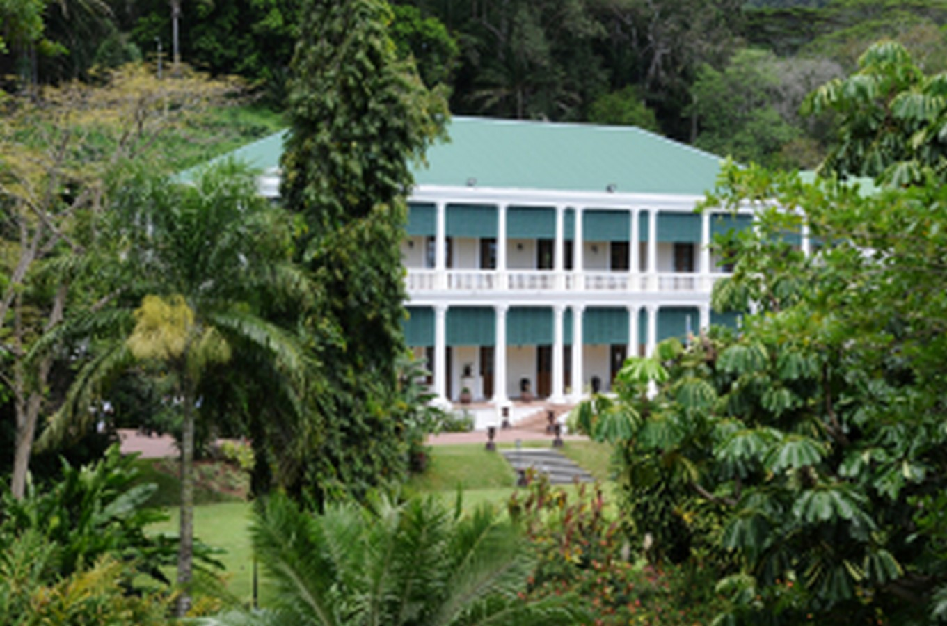 Statehouse, Mahé, Seychelles - Sheet2