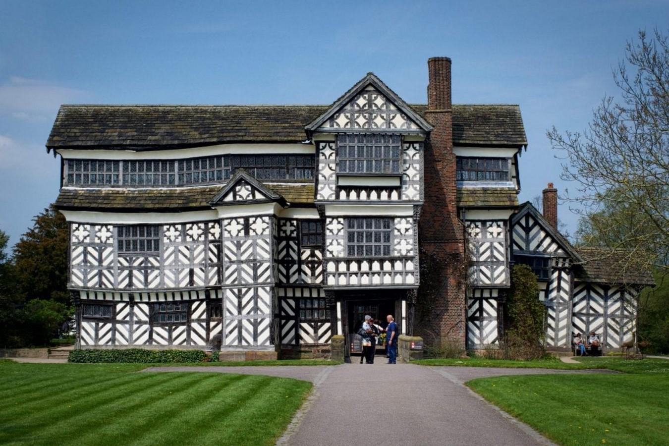 Little Moreton Hall, Cheshire, England - Sheet2