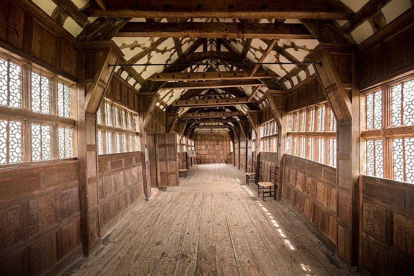 Little Moreton Hall, Cheshire, England - Sheet3