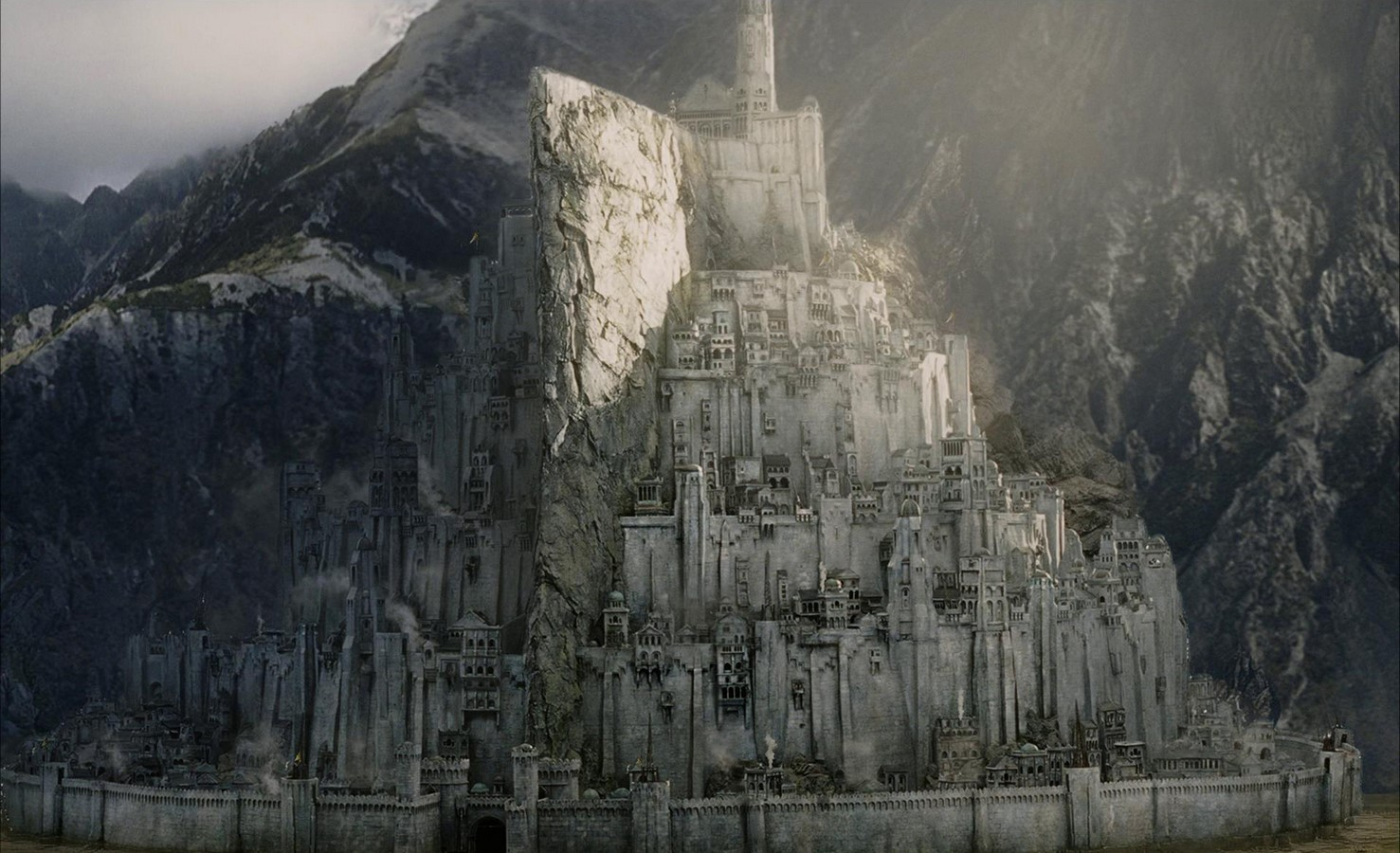 The Use of Fantasy Architecture in Movies and TV Shows - Sheet1