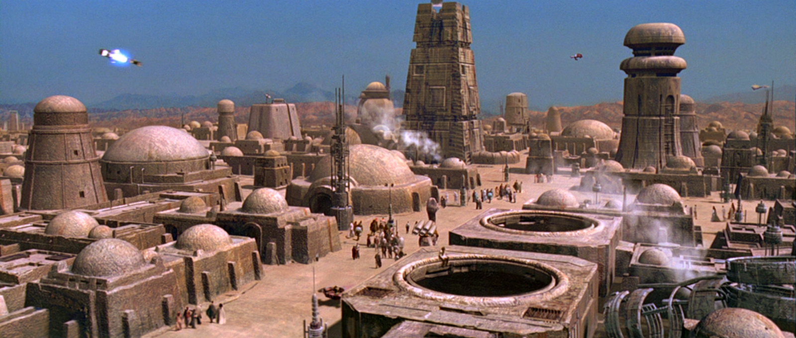 The Use of Fantasy Architecture in Movies and TV Shows - Sheet2