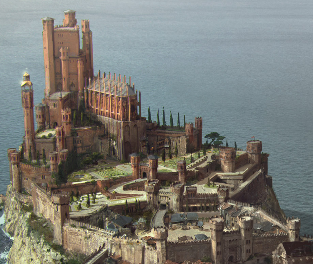 The Use of Fantasy Architecture in Movies and TV Shows - Sheet6