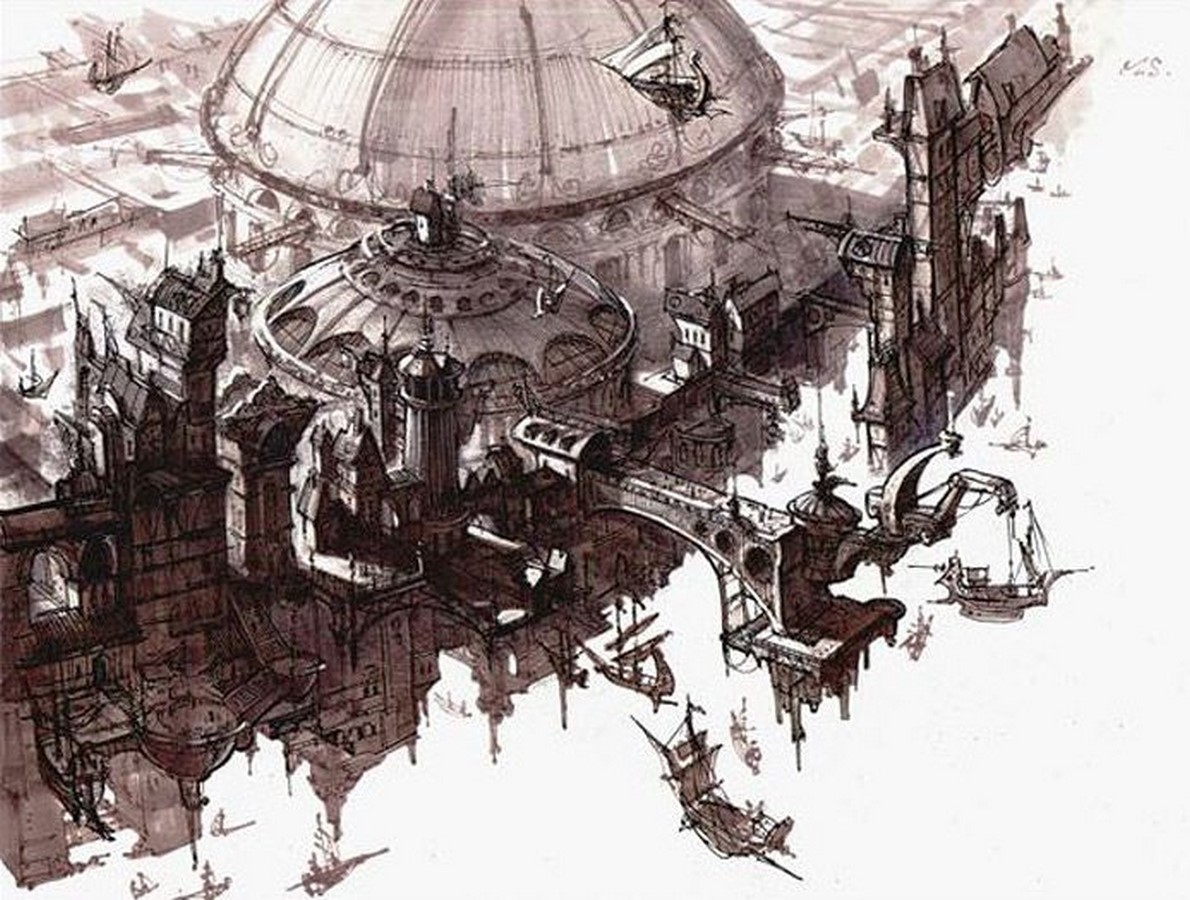 The Use of Fantasy Architecture in Movies and TV Shows - Sheet7